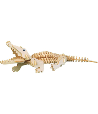 Imagine Puzzle 3D Animale - Crocodil