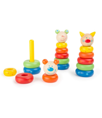 Imagine Joc de stivuire cu animale