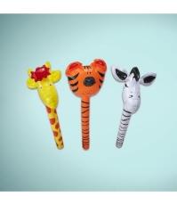 Imagine Set 3 baloane cu animale 55 cm