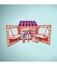 Imagine Stand de dulciuri din lemn