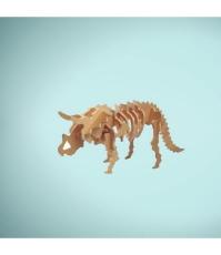 Imagine Puzzle 3D Dinozauri - Triceratops