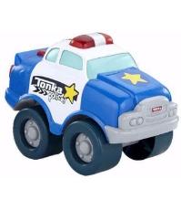Imagine Masina de politie cu sunete si lumini