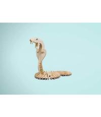 Imagine Puzzle 3D Animale - Cobra