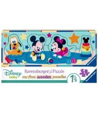 Imagine Puzzle Mickey