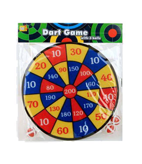 Imagine Darts cu arici pentru copii
