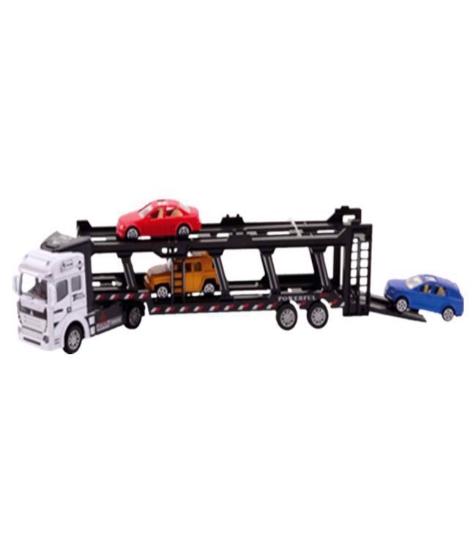 Imagine Masina de transport cu machetute