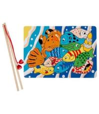 Imagine Puzzle de pescuit 2 in 1