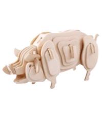 Imagine Puzzle 3D Animale de Ferma - Porc