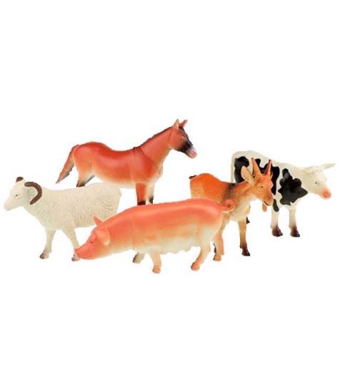 Imagine Animale de ferma figurine