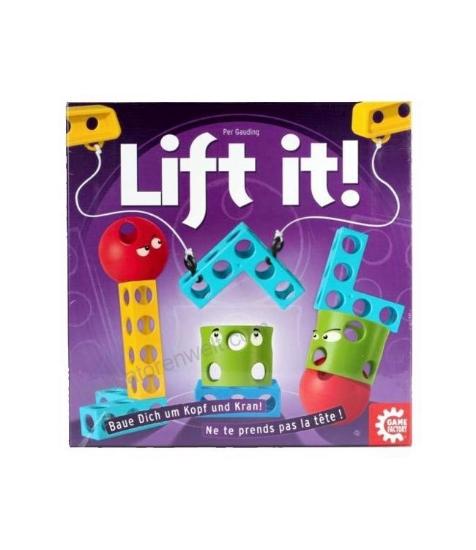 Imagine Joc Lift it Factory