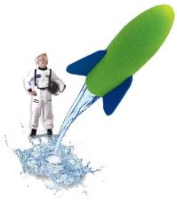 Imagine Experiment - Lansam o racheta
