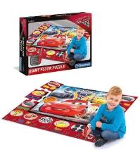Imagine Puzzle interactiv CARS