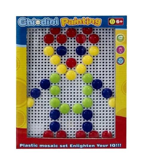 Imagine Set mozaic cu butoni19x25cm