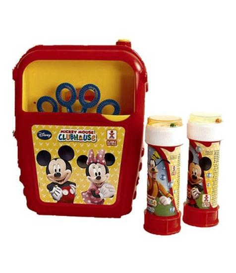 Imagine Aparat de baloane de sapun cu Mickey si Minnie