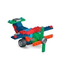 Imagine Set de tip lego 253 de piese Mega Construx