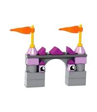Imagine Set de tip lego 140 de piese Constructii de poveste