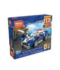 Imagine Set de tip lego Masina de Politie 113 piese